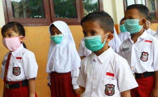 Pemerintah Izinkan Sekolah Tatap Muka di Zona Kuning dan Hijau, Baru Dua Hari Muncul 6 Klaster Covid-19