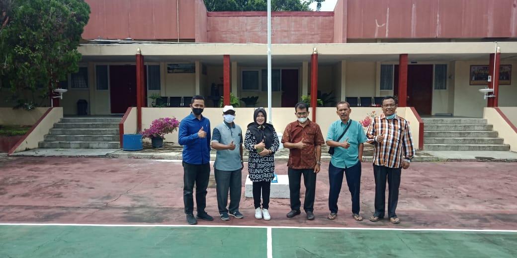 Tim Inspektorat Aceh Lakukan Pemeriksaan Barang Beberapa Sekolah di Lhokseumawe