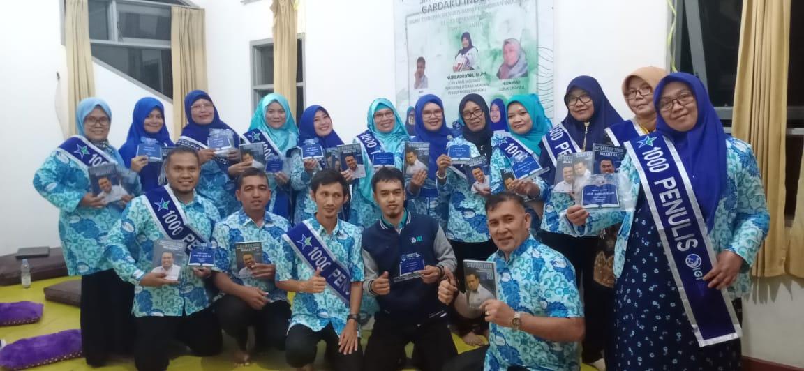 Delapan Guru Aceh Ikut Simposium Nasional Gardaku