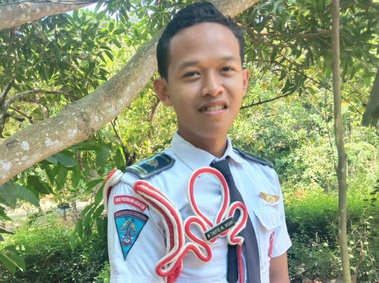 Siswanya Lolos Ajang SAAK, Kepala SMKN Penerbangan Aceh Sebut Sebagai Keberhasilan Bersama