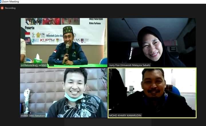 Akfar YPPM Mandiri Raih Dua Penghargaan dalam Talk Show Mahasiswa Indonesia – Malaysia