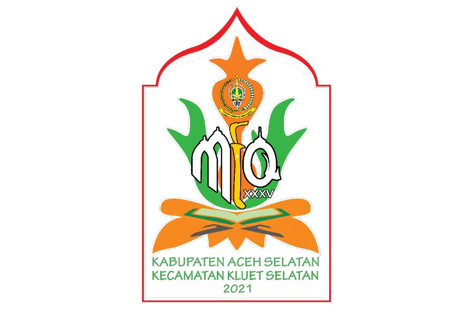 Motif Bungong Situnjong Jadi Logo Resmi MTQ Aceh Selatan Tahun 2021