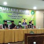 Rakerwil KKG MI Se-Aceh Lahirkan Sejumlah Rekomendasi