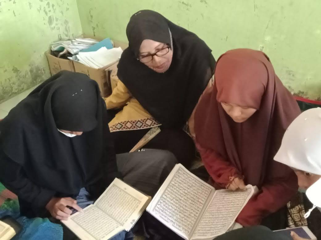 SMAN 7 Lhokseumawe Gelar Program Dinul Islam