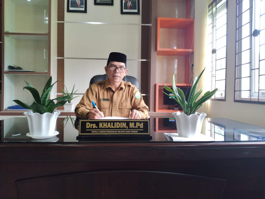 SMA/SMK/PKLK Aceh Tengah Kembali Terapkan Pembelajaran Daring